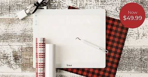 Cricut Brightpad Cricut Affiliate Brightpad And Cuttlebug Sale Just In Time For Christmas Gift Giving Great Prices Christmas Gifts Gifts Cricut