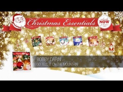 Bobby Darin - Go Tell It On the Mountain // Christmas Essentials