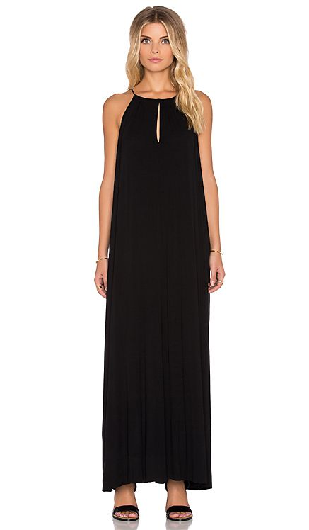 Beautiful People Maxi Dress in Black | REVOLVE