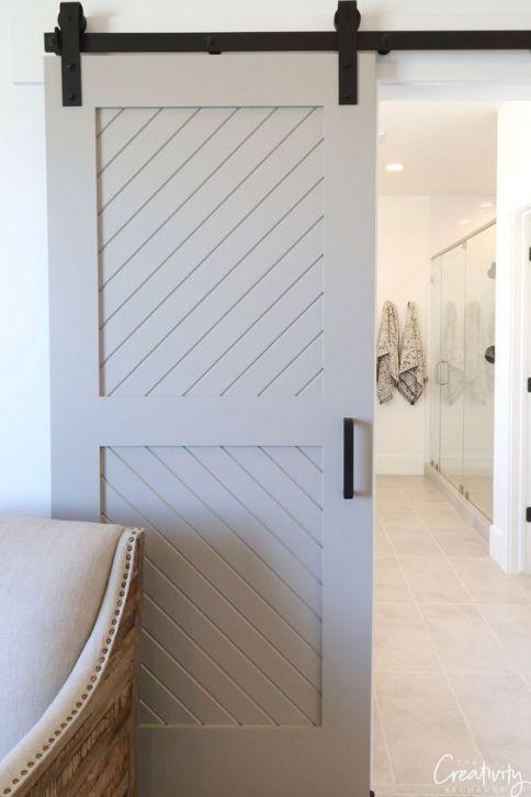 barn door bedroom door on 55 Incredible Barn Door Ideas Not Just For Farmhouse Style Thetarnishedjewelblog Modern Barn Door Sliding Doors Interior Doors Interior