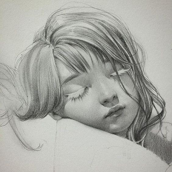 """""""A bela adormecida"""". Leena. Malkaviana. Geração 8."""