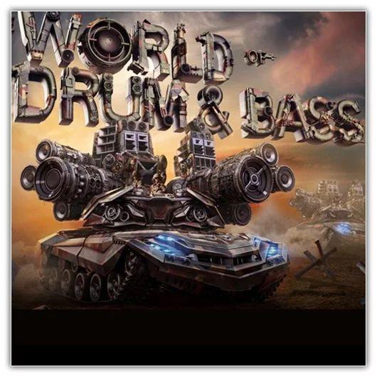 World of Drum & Bass Vol. 40 (2016)
