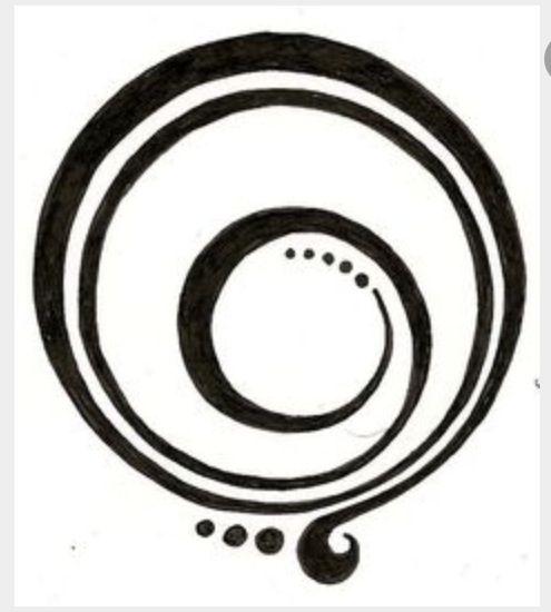 Zibu Unconditional Love Symbol symbol for gratitude |...