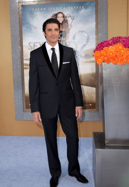 Hottie of the Day - Gilles Marini