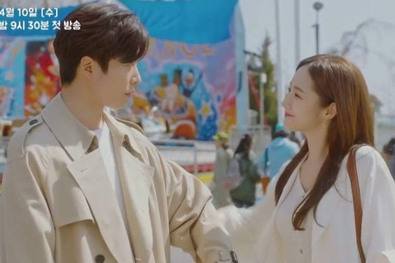 """Watch: Park Min Young And Kim Jae Wook Develop Heart Fluttering Chemistry In """"Her Private Life"""" Highlight Video"""