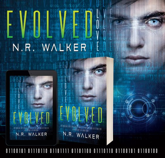 Good Morning Monday!! Who wants an Evolved Excerpt? – N.R. Walker