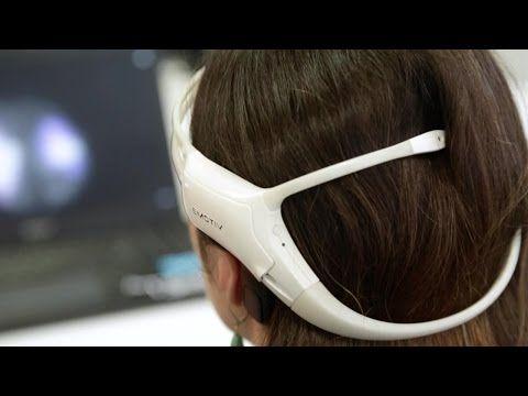 Emotiv's New Neuro-Headset - YouTube