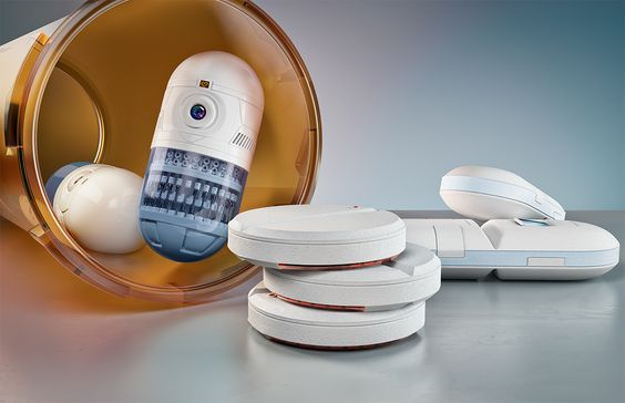 Future of Pharmaceuticals on Behance