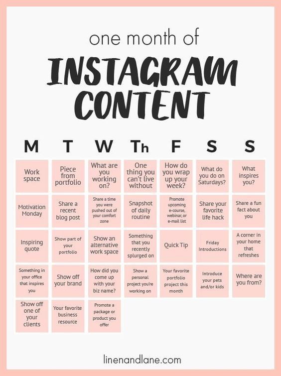 My Simple Method For How I Come Up With Content For My Instagram Grid Social Media Business Instagram Marketing Tips Instagram Marketing