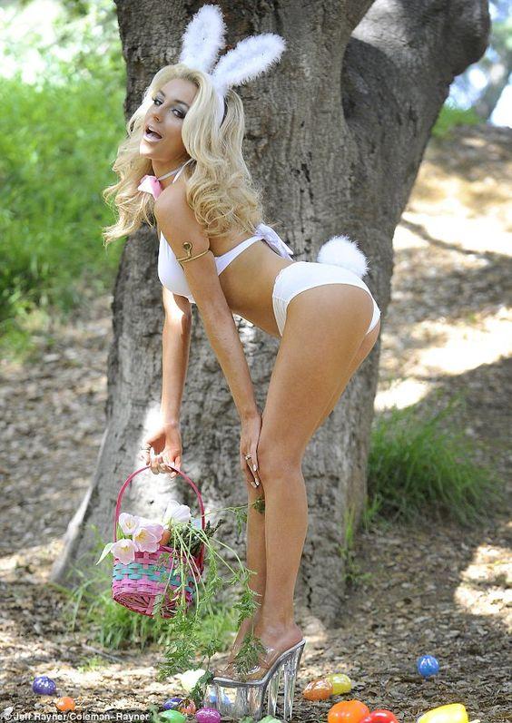 Sexy Easter Bunny Porn 11