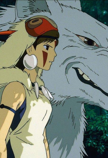 Princess Mononoke Studio Ghibli Characters Studio Ghibli Art Ghibli Artwork