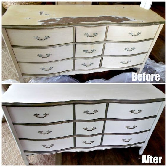 Chalk Painted Dressers Painted Dressers And Dressers On Pinterest