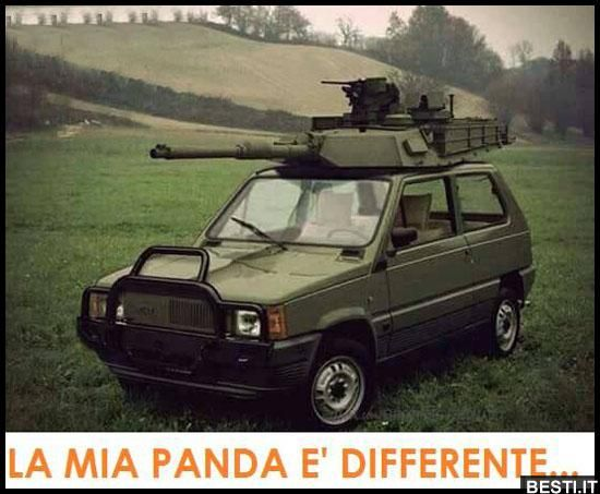 Immagini Divertenti Fiat Panda