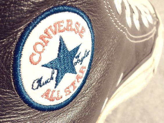 Leather Converse All-Star