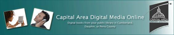 Capital Area Library District - Adobe PDF eBook and Adobe EPUB eBook and Disney Online Book and Kindle Book