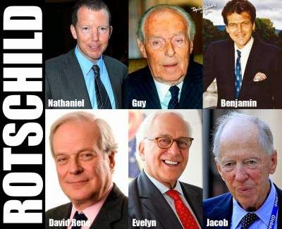 The Rothschild Family Net Worth
