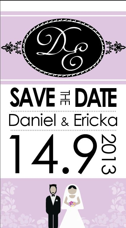 Save the date! #Diseños #Contacta ;)