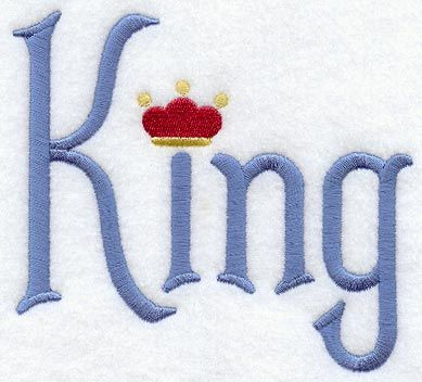 Image result for word King
