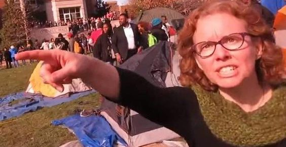 Mizzou Professor Who Blocked Reporters From Covering Protests Gets Charged with Third-Degree Assault. The local ABC News affiliate KMIZ reports that Click was charged for her involvement in blocking and harassing reporters during the demonstrations against what some students believe were racial injustices on campus.