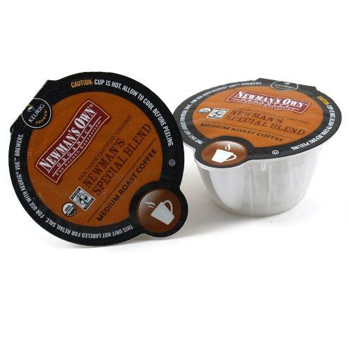 Newman's Own Organics Special Blend Coffee Keurig Vue Portion Pack ** Learn more @ http://www.amazon.com/gp/product/B007ZT5B76/?tag=pincoffee-20&prw=130716065052