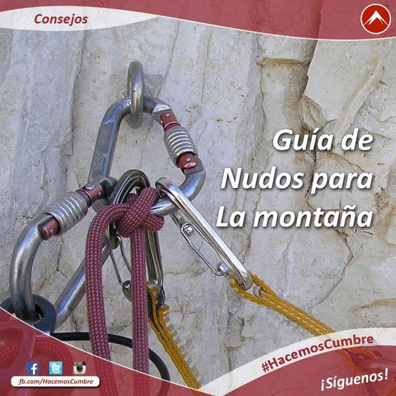 Completo manual de nudos en PDF | Rocanbolt.com