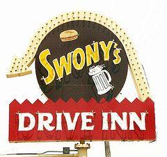 Swoony's Drive In, Aurora, IL