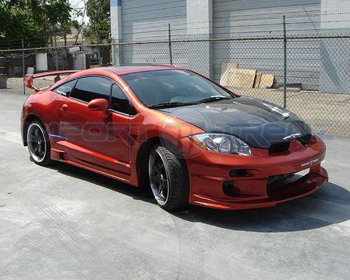 2001 Mitsubishi Eclipse Gt Body Kits Www Jpkmotors Com