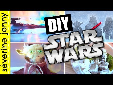 DIY Star Wars: Easy & Affordable Gifts for $1! DIYDecember #3 - YouTube