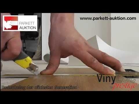 Schnellanleitung Vinylboden Verlegen Schwimmende Verlegung Mit Oder Ohne Fussbodenheizung Youtube Vinylboden Vinylboden Verlegen Fussboden