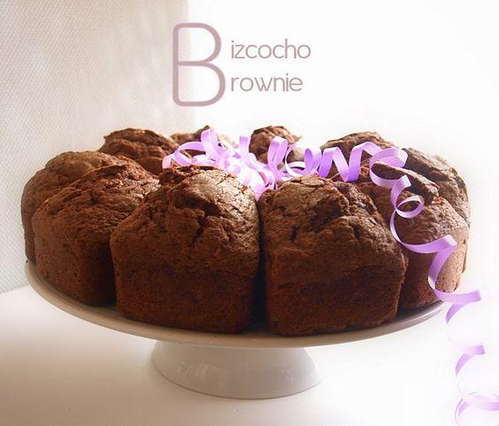 Brownie porciones