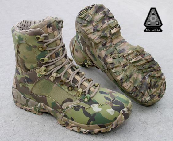 Magnum Boots Sidewinder Combat Desert Multicam | Boots &amp Botas Cia