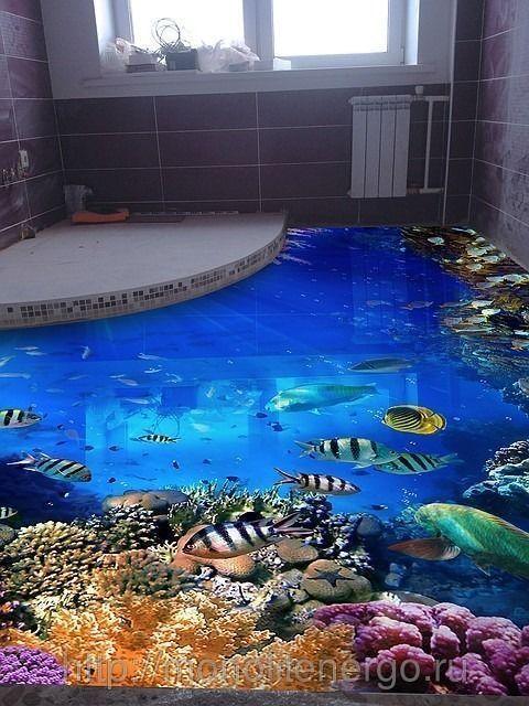 3d Epoxidboden Badezimmer 3d Badezimmer Boden Epoxy In 2020 Epoxy Floor Designs Epoxy Floor Epoxy Floor 3d