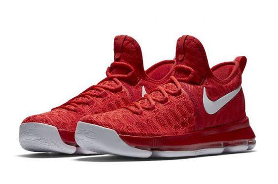http://SneakersCartel.com Nike KD 9 'Varsity Red' Starts Off 2017 #sneakers #shoes #kicks #jordan #lebron #nba #nike #adidas #reebok #airjordan #sneakerhead #fashion #sneakerscartel https://www.sneakerscartel.com/nike-kd-9-varsity-red-starts-off-2017/: