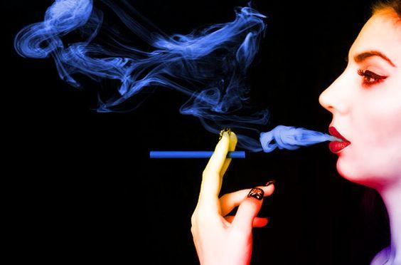 vapor girl