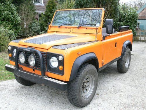 1980 Land Rover Defender 90 200 TDi