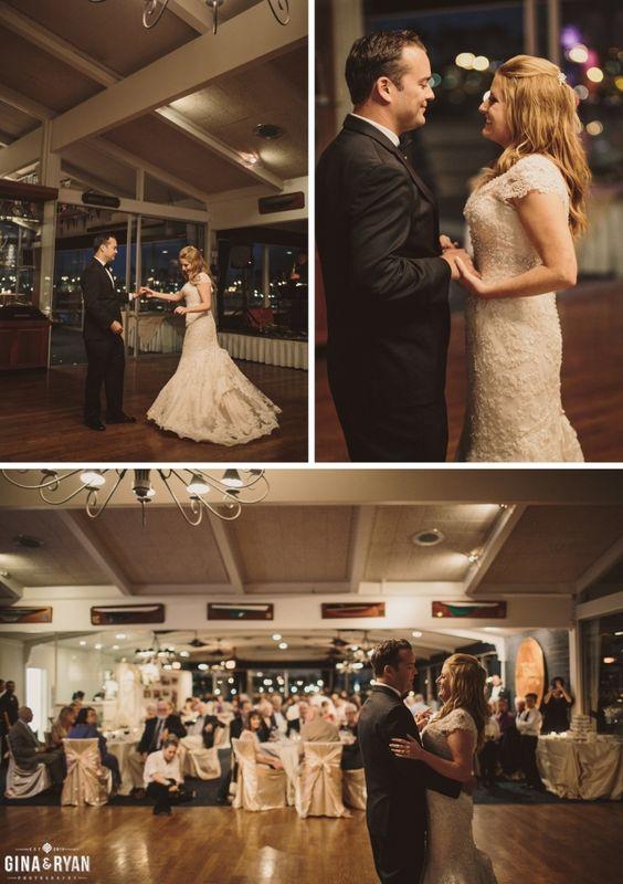 Long Beach Yacht Club, Long Beach | Los Angeles Wedding Photography | Harbor Marina Boating Yacht Wedding