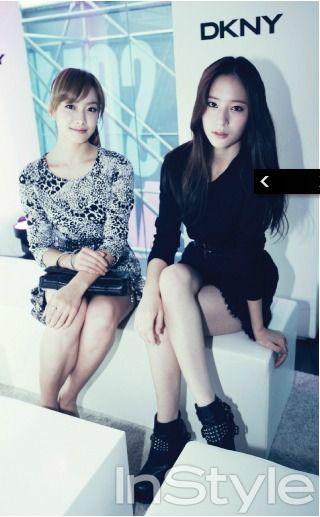 Krystal Jung (크리스탈) - Jung Soo Jung (정수정) - f(x) (Krystalized fans!) | Kaskus - The Largest Indonesian Community
