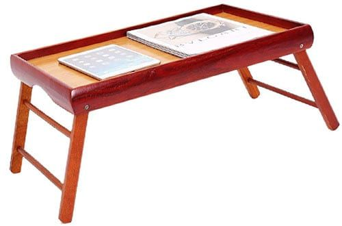 Top 10 Best Best Wood Bed Trays Reviews In 2020 Bed Tray Wood Beds Natural Wood Bed