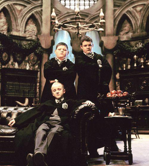 Drago Crabbe Et Goyle Harry Potter Movies Harry Potter Hermione Harry Potter Hermione Granger