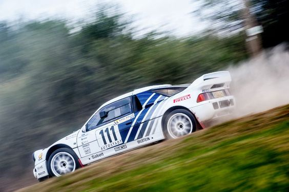 Ford RS200!