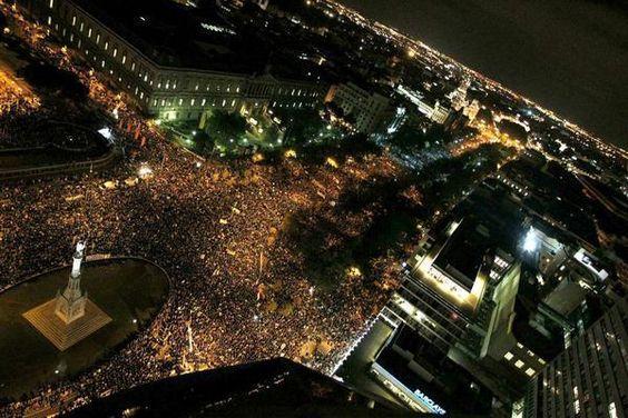 #n14 amazing strike scenes across Europe