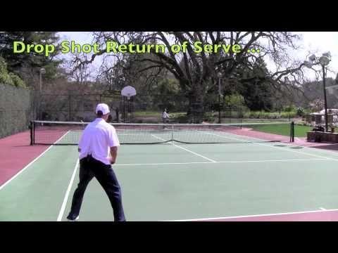Tennis Singles Different Approach Shots - http://sport.linke.rs/tennis/tennis-singles-different-approach-shots/