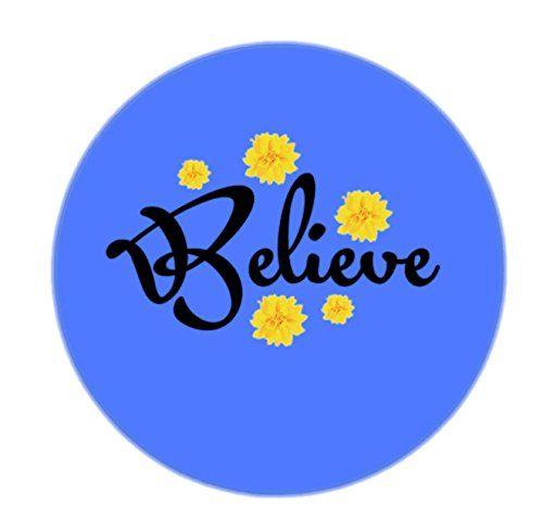 Pockens Inspirational Pocket Tokens with Uplifting Words of Wisdom - Believe