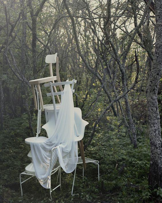 By stylist Stella Nicolaisen.