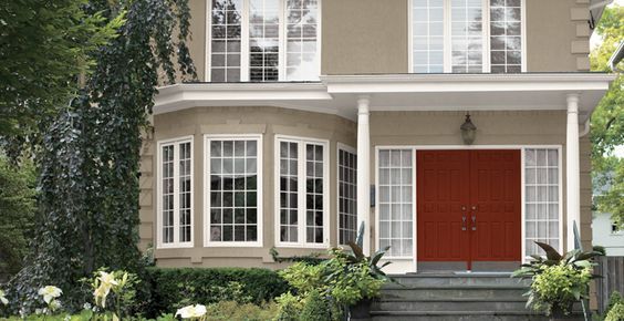 Roycroft Copper Red And Exterior Paint On Pinterest