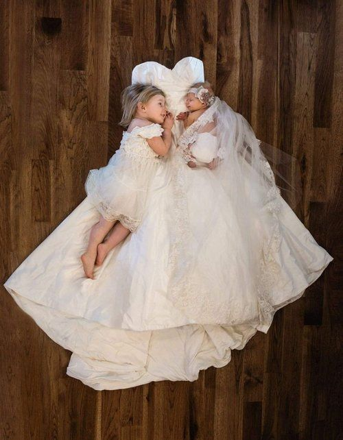 What To Do With Your Wedding Dress After The Wedding Newborn