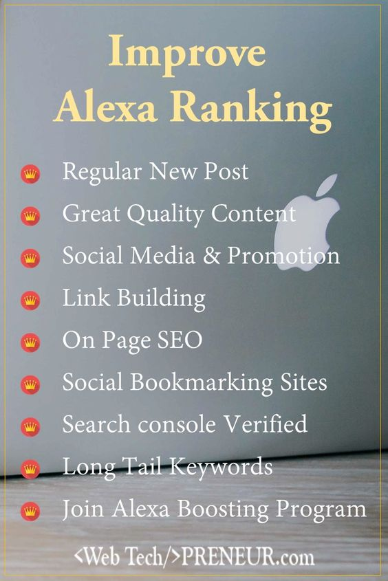 Improve Alexa Rank: 12 Tested Ways To Improve Website Ranking #wordpress #blogging #blog #seo #pinterest #make #money #DIY #travel #pin