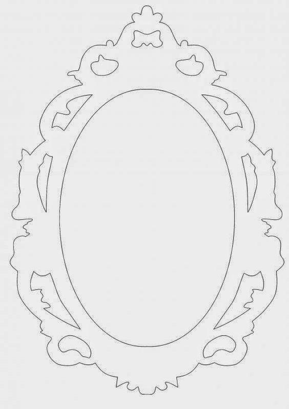 espelho branca de neve desenho - Pesquisa Google
