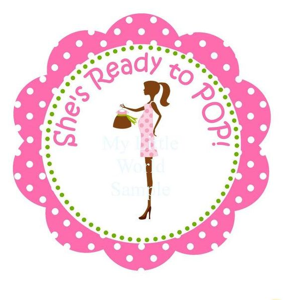 Ready to Pop Free Printable   free shes about to pop printable   ready to pop tags printable file 7 ...