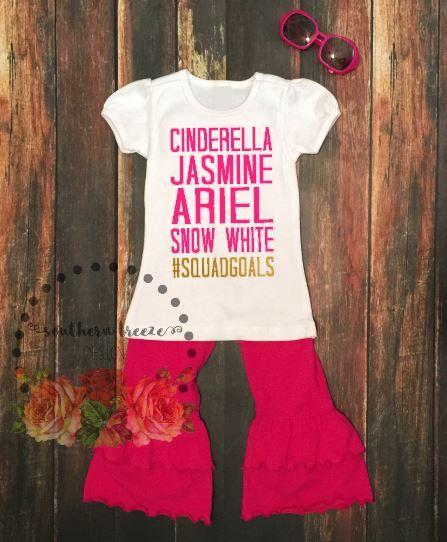 Disney Princess Shirt Princess Shirt Disney by SouthernBreezeNC